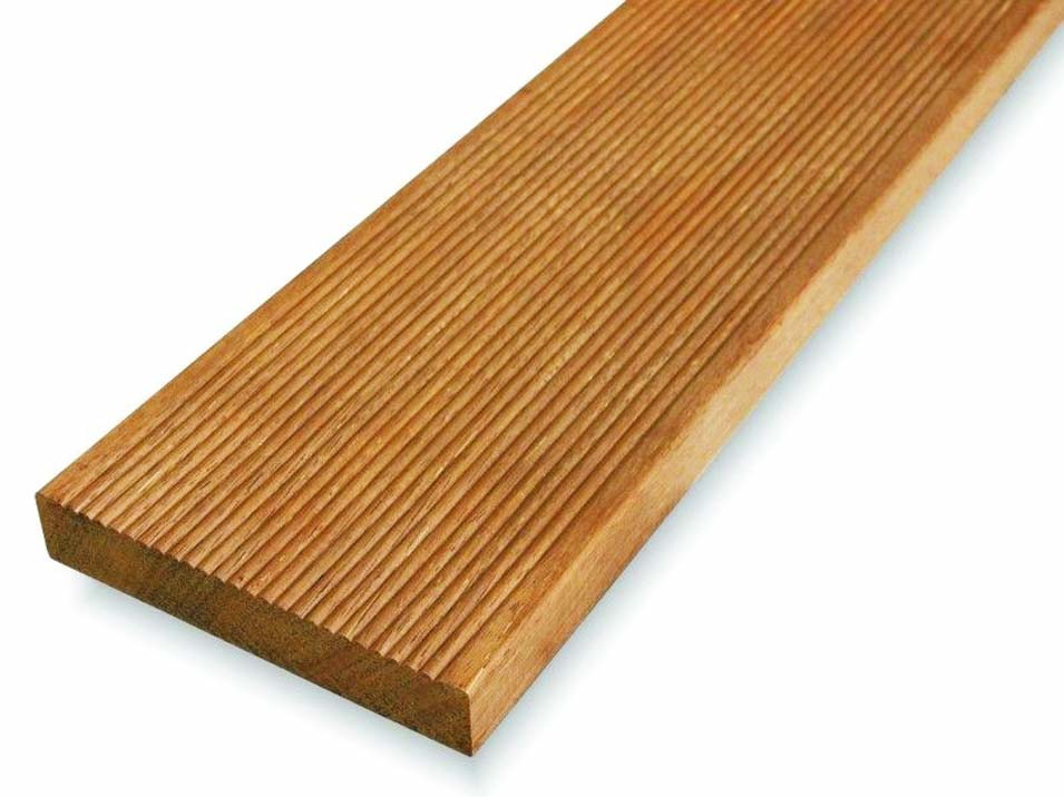 Dřevěné terasy Bangkirai