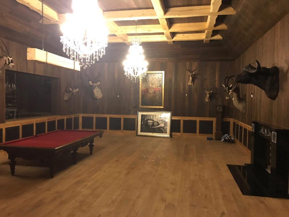 namibie_podlahy13 Obchod Podlahy 👍 - Dodávka a pokládka podlahových krytin na klíč - Galerie provedených projektů pokládky či renovací podlah