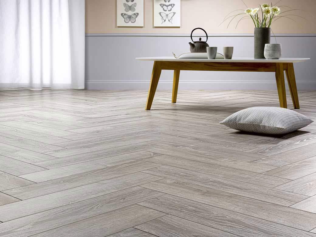 Vinylová podlaha dřevěný dekor
