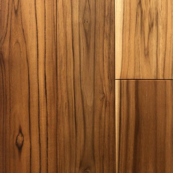 Brazislký Teak - exotické masivní dřevo.